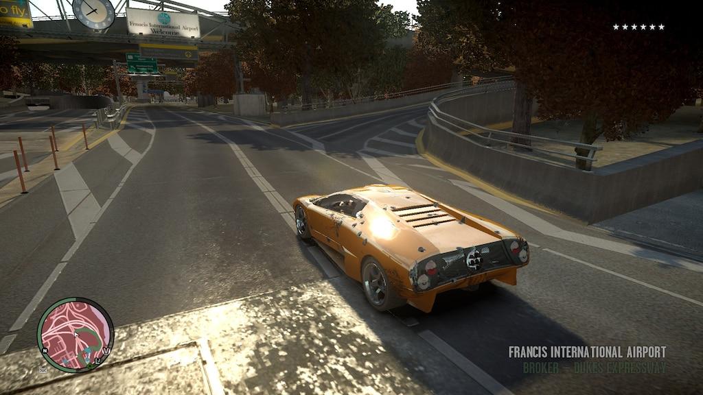 Steam Community :: Screenshot :: GTA IV with ICEnhancer and DK270