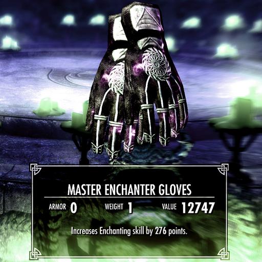 Steam Workshop :: Master Enchanter Gloves