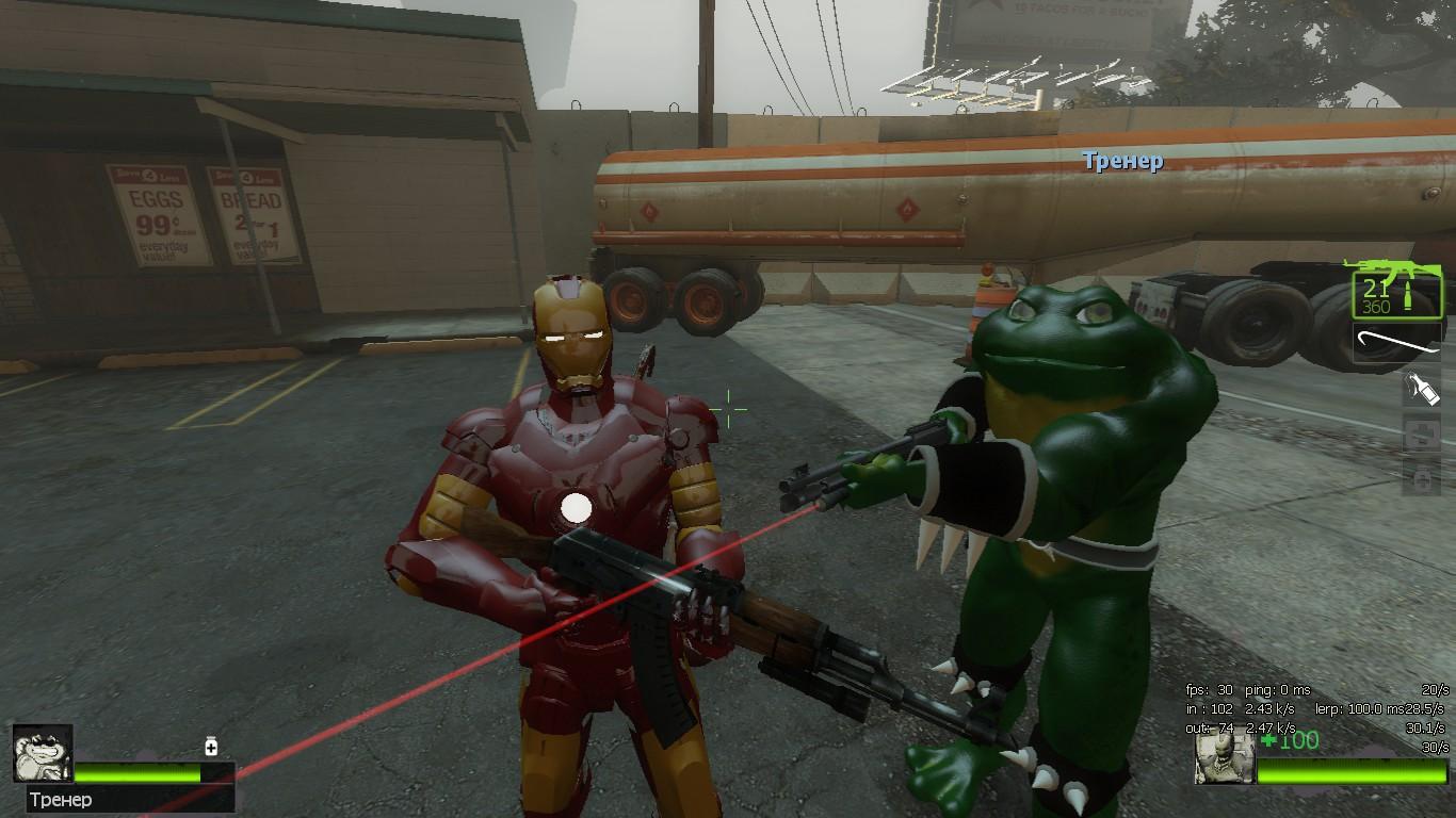 Steam Workshop :: Iron Man MARK3