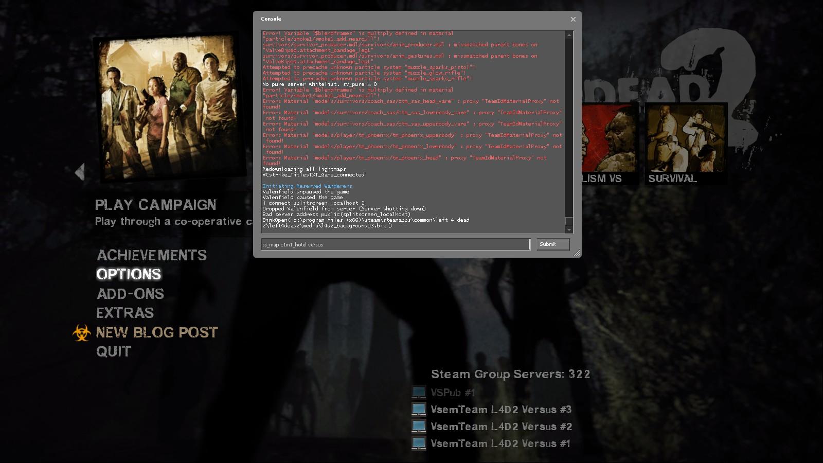 left 4 dead 2 no steam download torrent