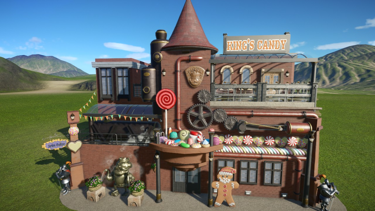 King's Candy Factory