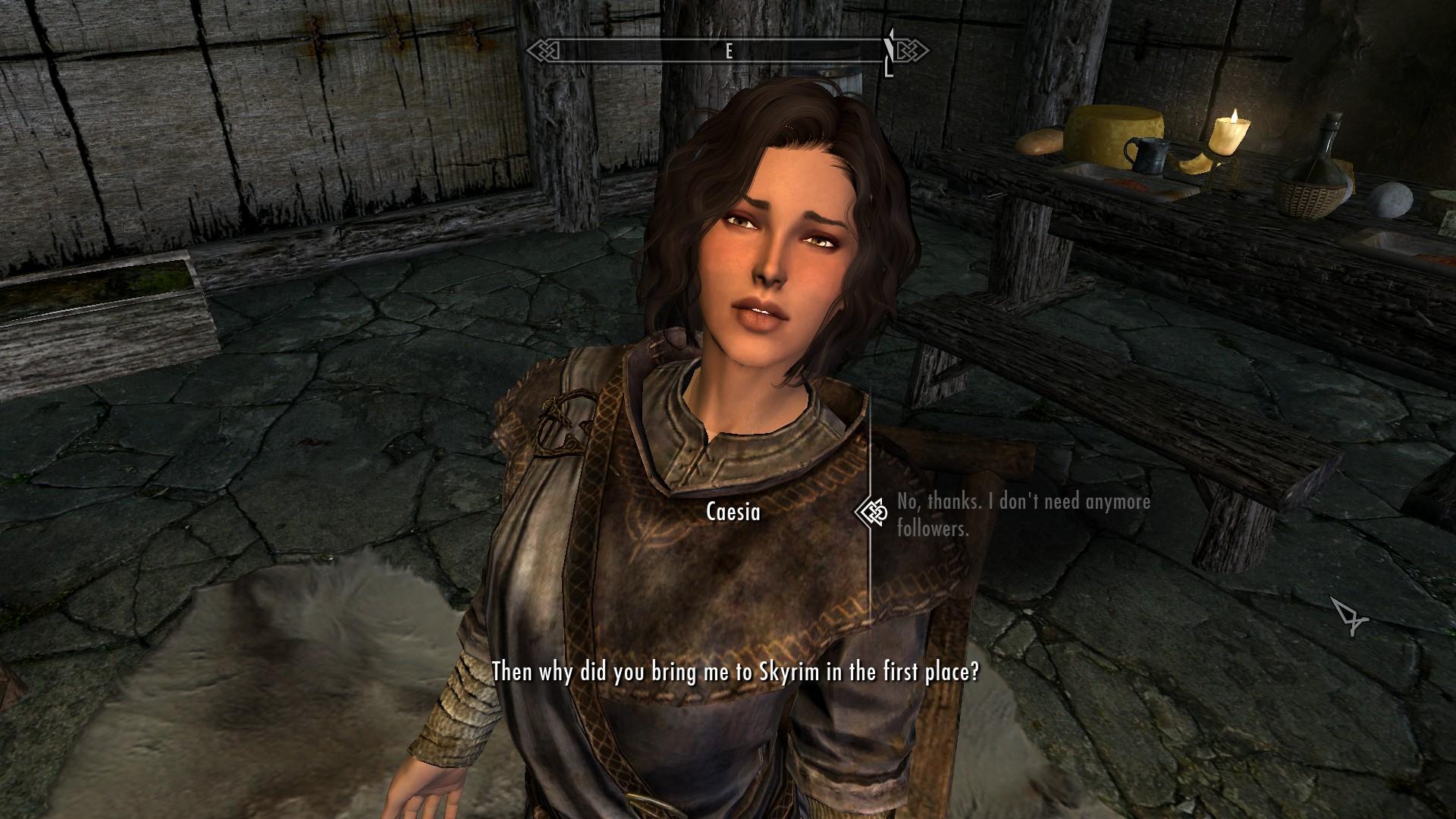 Steam Workshop :: Caesia Follower - Custom Voiced