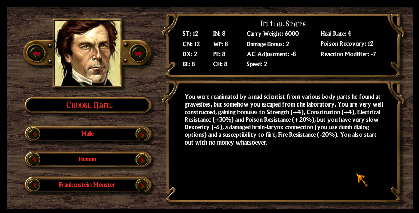 arcanum character editor