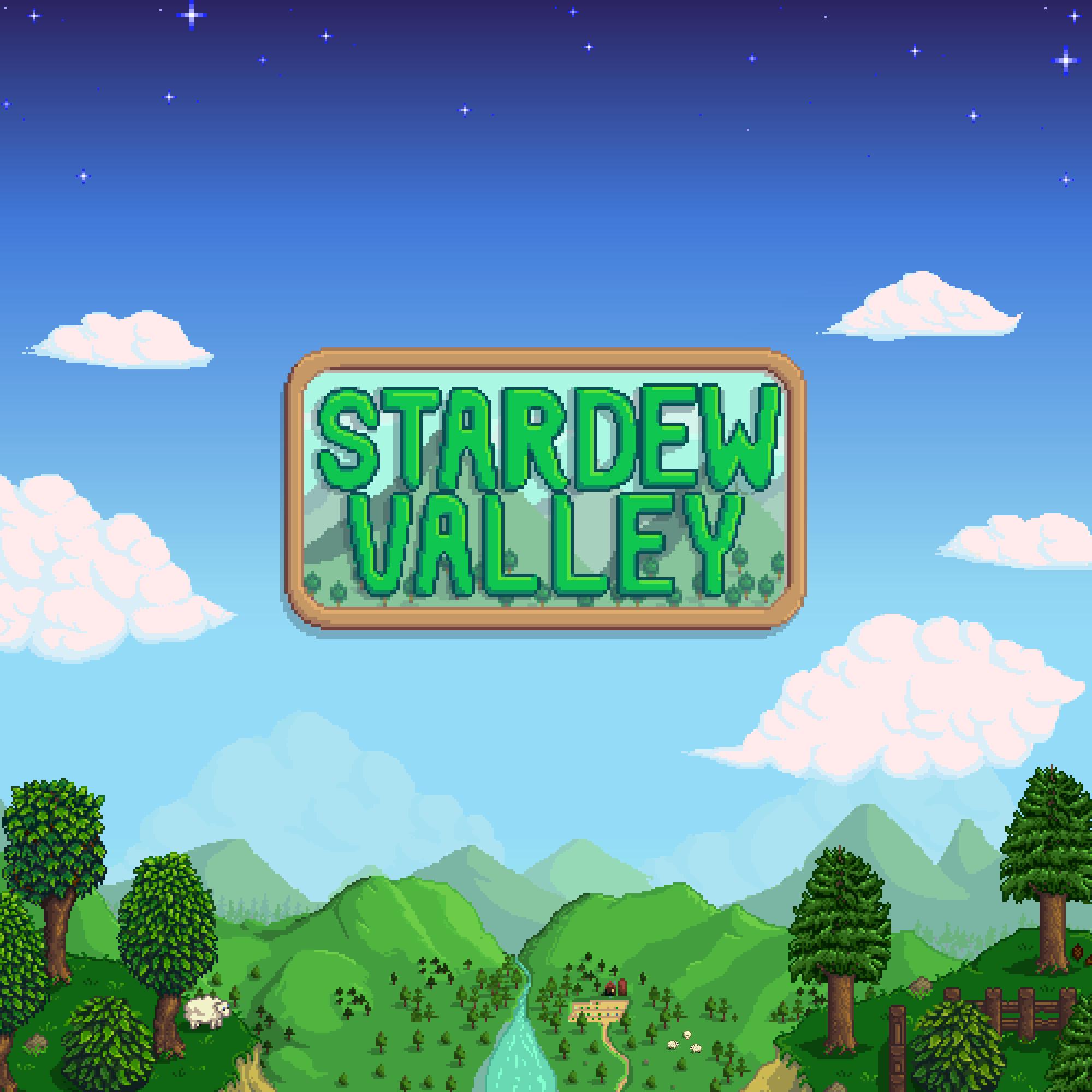 Steam Greenlight Stardew Valley