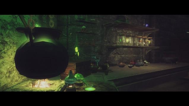 Steam Workshop :: Dragon Cliff Manor