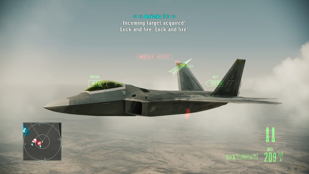 Steam Community :: Screenshot :: F-22 Raptor