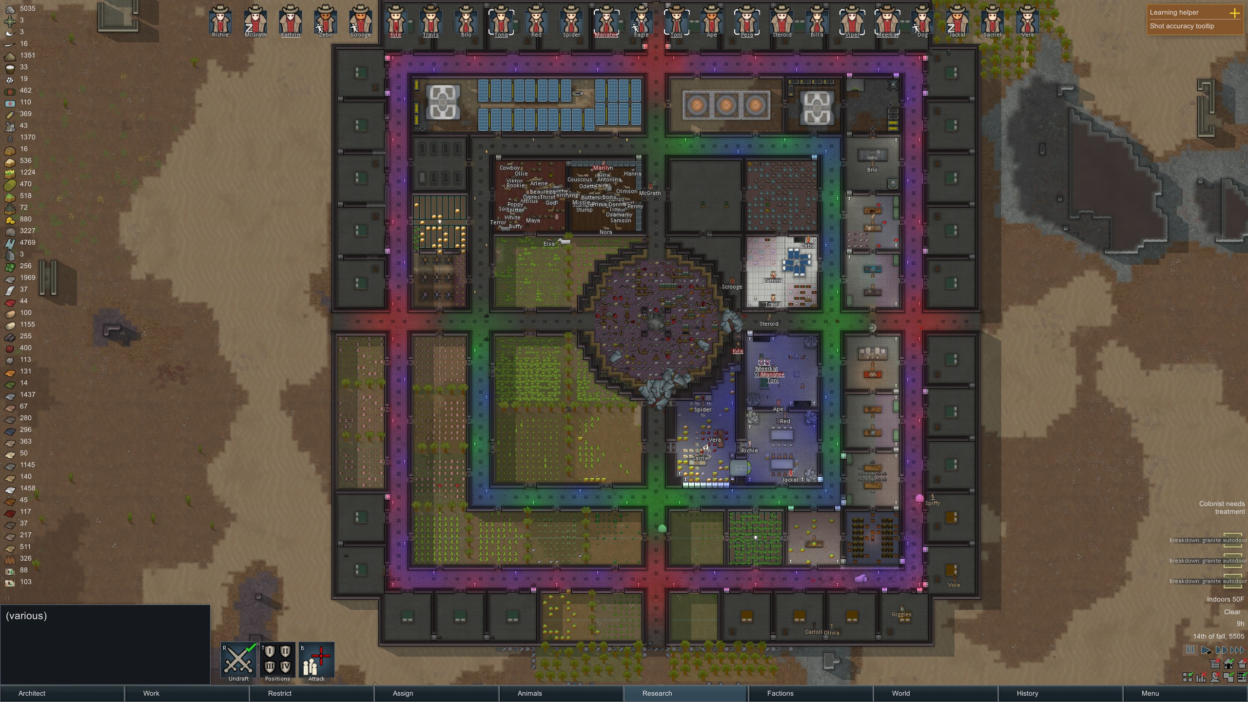 Cool Room Designs Rimworld