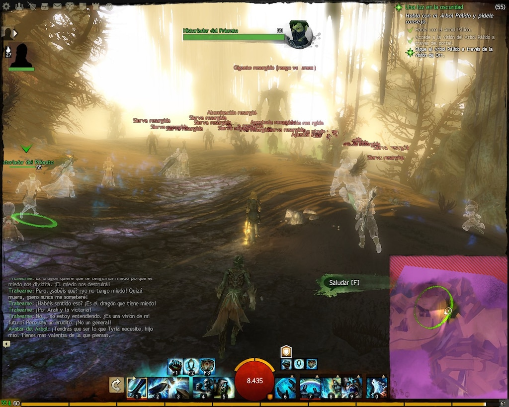 Steam Community :: Screenshot :: Slenderman en GW2!!