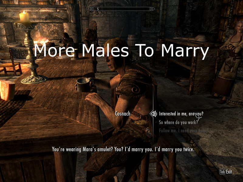 Steam Community :: Marriageable Nord Males :: Comments