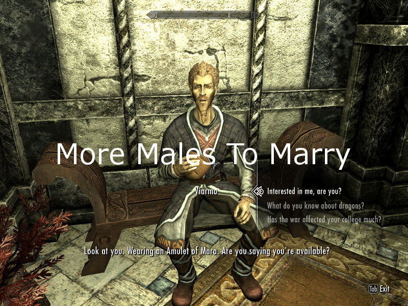 Steam Workshop :: Marriageable Altmer Males