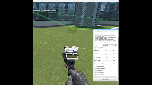 Steam Workshop :: Nodegraph Editor