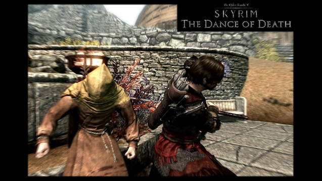 Steam Workshop :: The Dance Of Death - Dawnguard Edition
