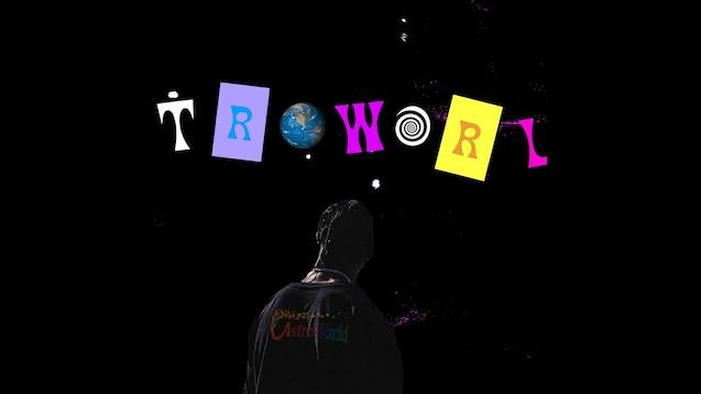Steam Workshop Astroworld Travis Scott Wallpaper Project Sk8r