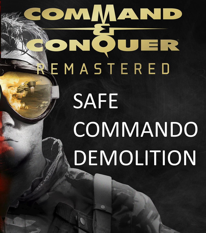 Safe Commando Demolition