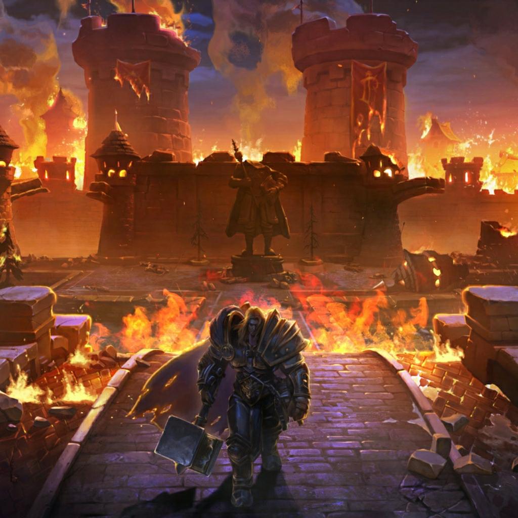 Steam Workshop Warcraft 3 Reforged Stratholme 4k