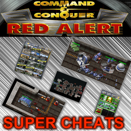 Super Cheats for Red Alert