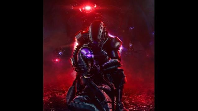 Steam Workshop Ultimatum Mass Effect Wallpaper 4k
