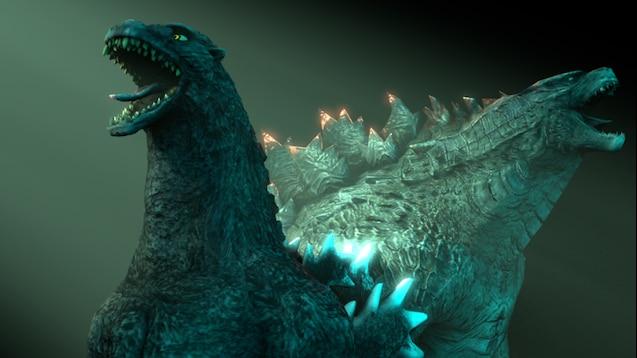 Steam Workshop Godzilla 2019 Custom Model