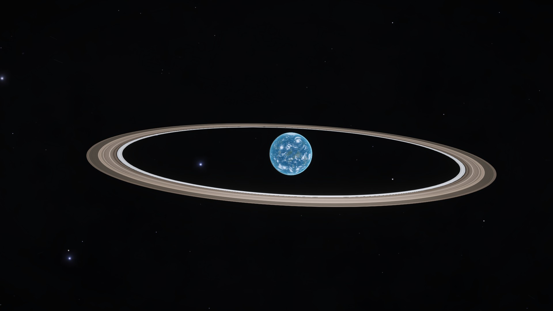 ELW with Rings