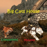 Big Cats House画像