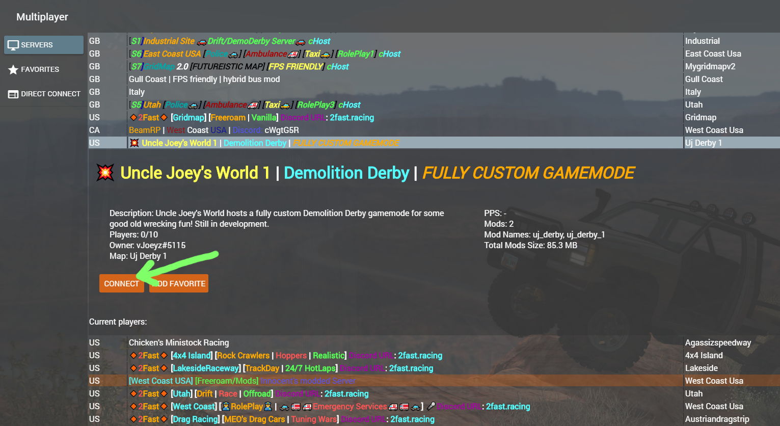 Image of: Steam Community Guide Online Multiplayer Setting Up Beammp
