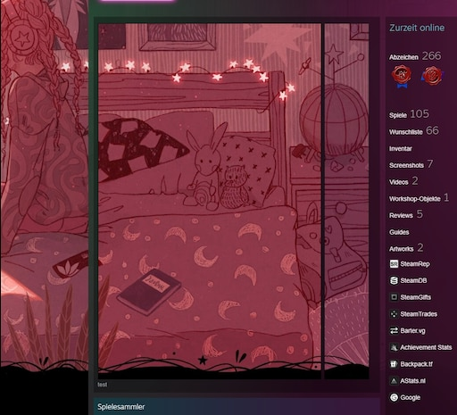 Steam Community Guide How To Crop Animated Profile Backgrounds For Artworks