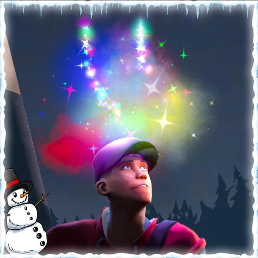 ★ Unusual Effect: Smissmas Sparkle