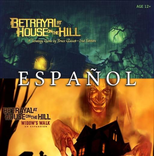 Steam Workshop Betrayal At House On The Hill Esp Español