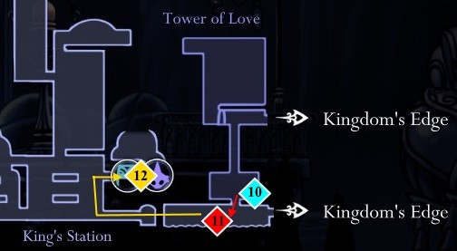 Проходим hollow knight на 100%