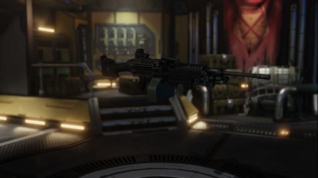 Steam Workshop :: [Vanilla] M249 SAW - Redux Edition :: CoD4
