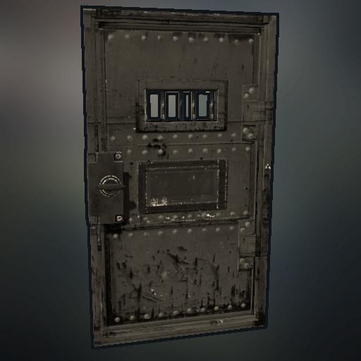 Deployables Armored Door & Steam Workshop :: Incarceration Armored Door