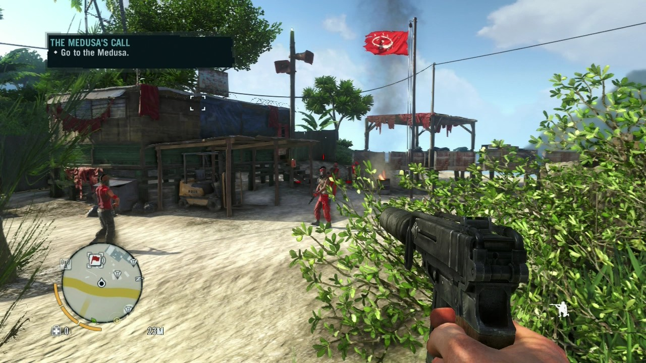 far cry 3 gameplay images