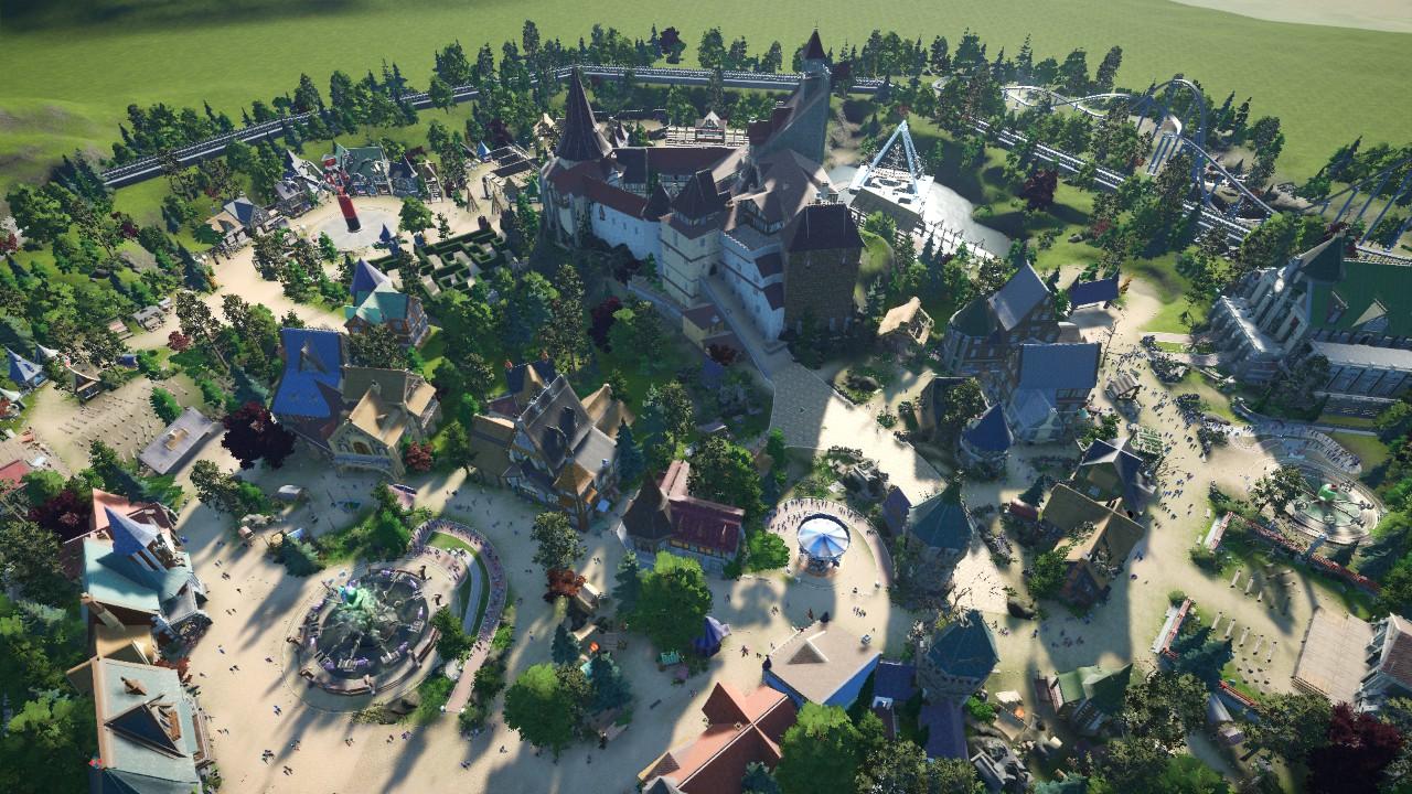 Renaissance Fair Park