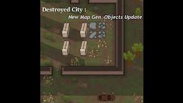 Steam Workshop :: Destroyed City