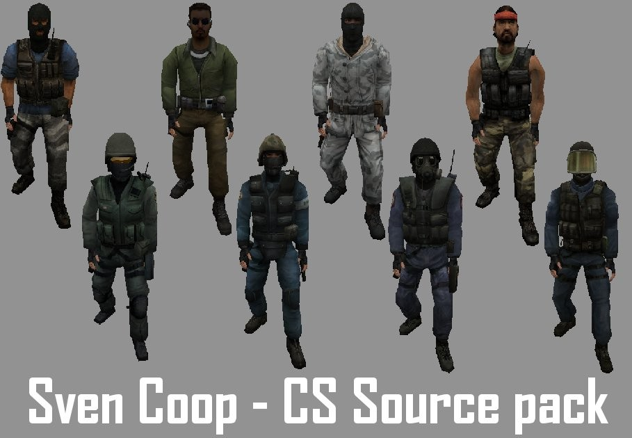 counter strike source player skin