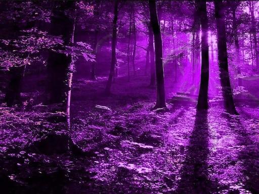 Картинки в фиолетовых оттенках