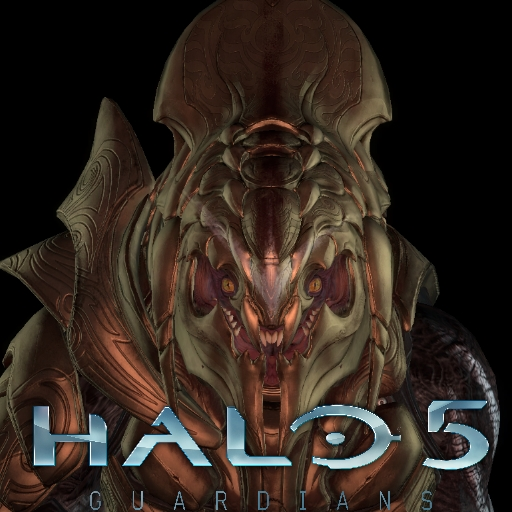 Halo 5 Guardians Arbiter Playermodel/Npc