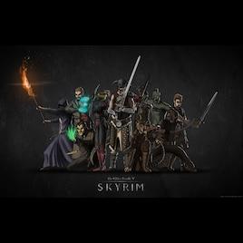 Steam Workshop :: Skyrim Followers