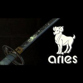 Steam Workshop :: Aries Zodiac Katana
