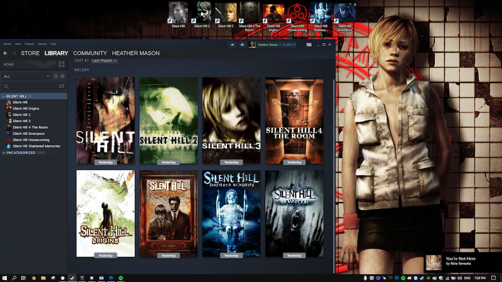 Steam Community Silent Hill Homecoming
