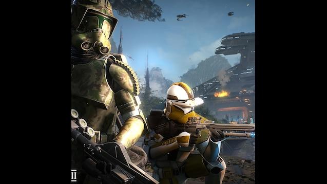 Steam Workshop Star Wars Battlefront 2 Wallpaper V2