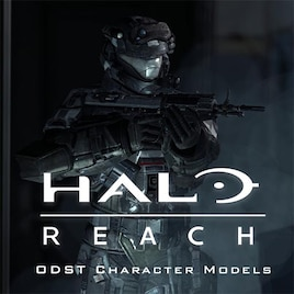 Steam Workshop :: Halo Reach - ODST Character Models