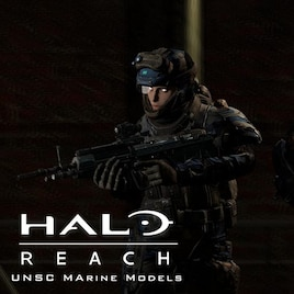 Steam Workshop :: Halo Reach - Marine Character Models