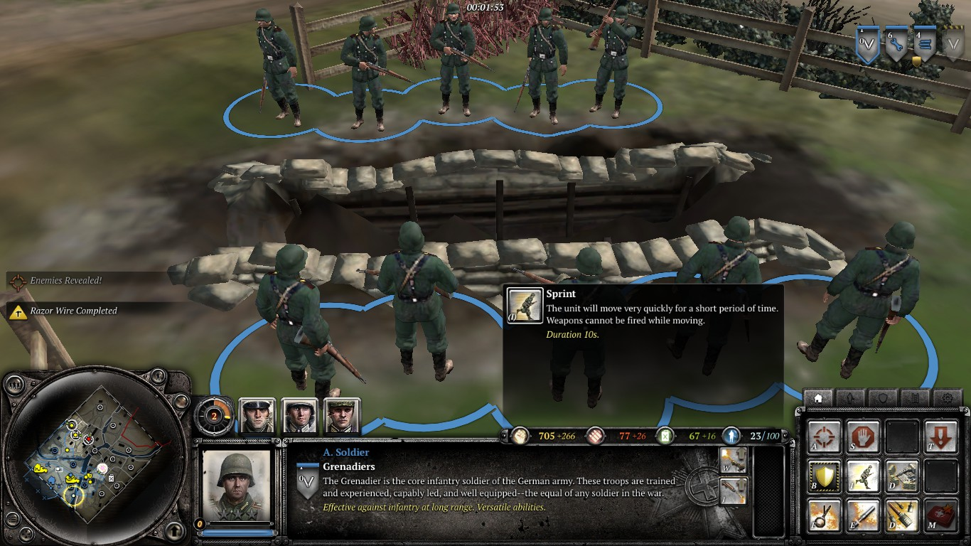 New Commander Submission - WEHRMACHT - COH2 ORG