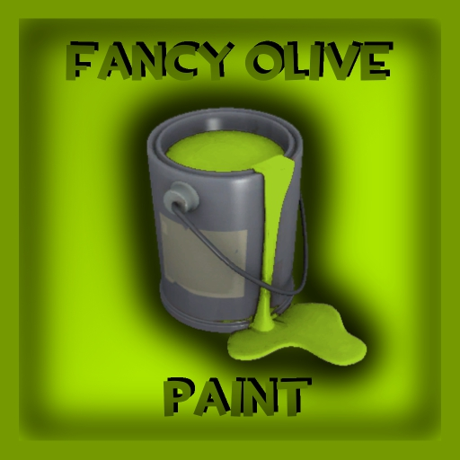 Fancy Olive - Paint Can