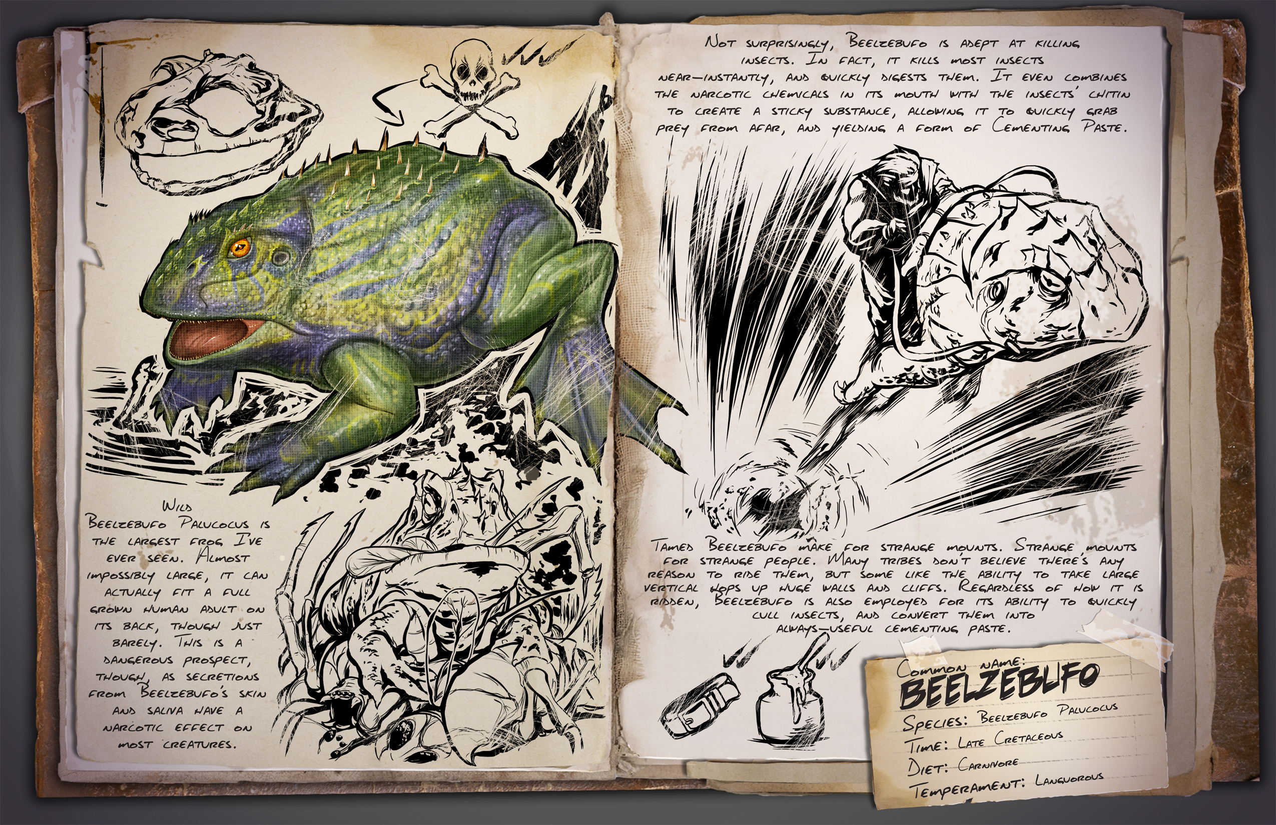 Aug 13, 2015 ARK s Survival Of The Fittest Makes Crafting Tense ARK