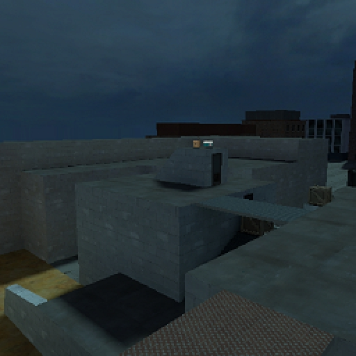 Attack-Defend map 1 (WIP title) A1