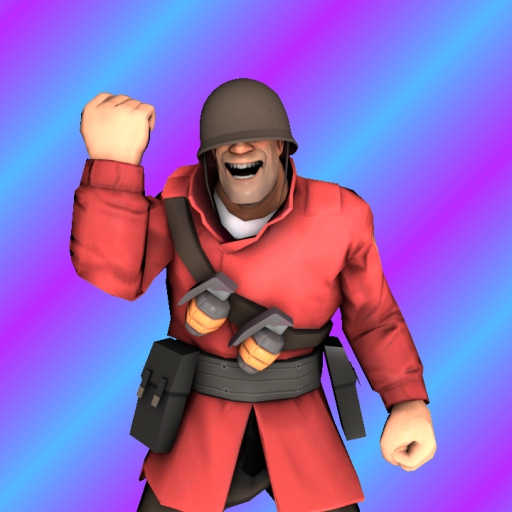 Taunt: Soldier's Victory Call