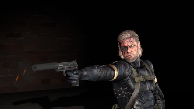 Steam Workshop Metal Gear Solid V Ground Zeroes