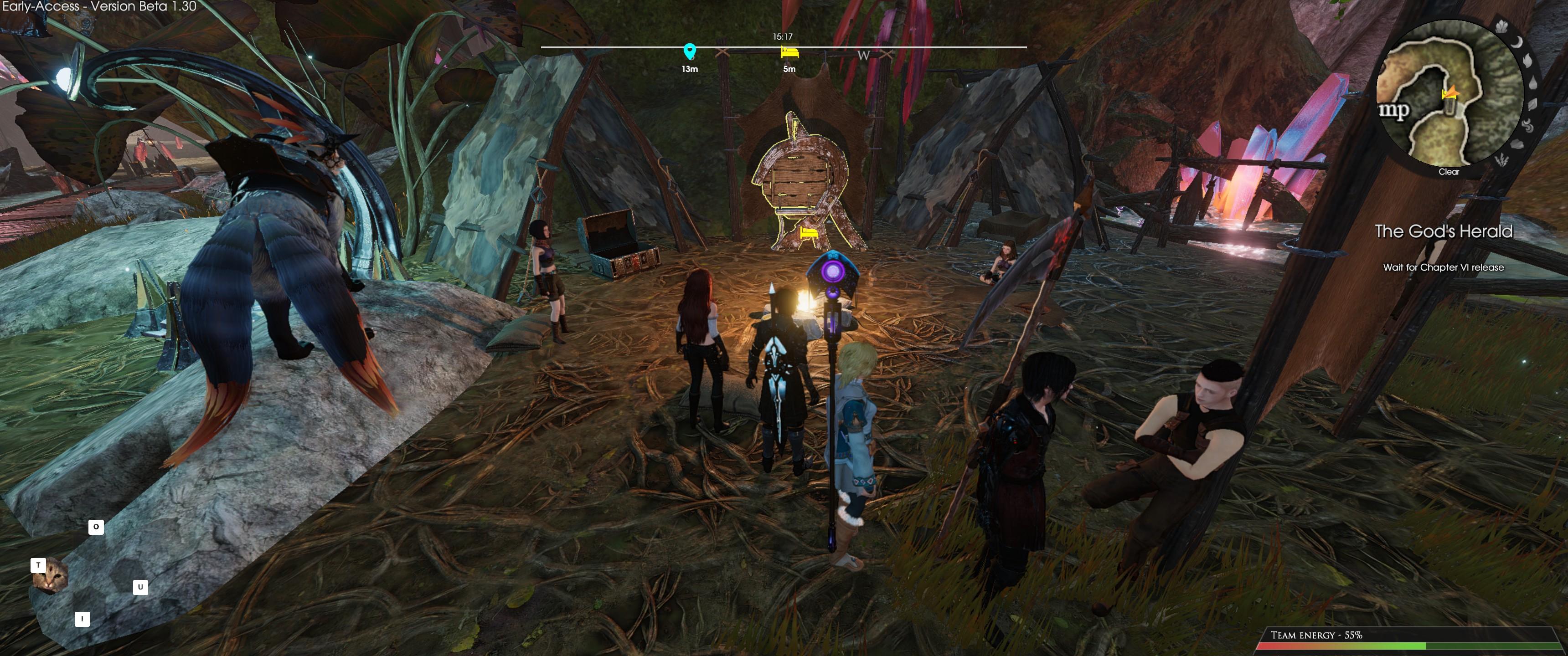 Overworld bosses (Legendary Beasts l & ll - Achievement) image 31